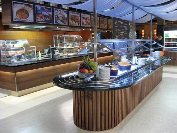 Albapark étterem, Székesfehérvár