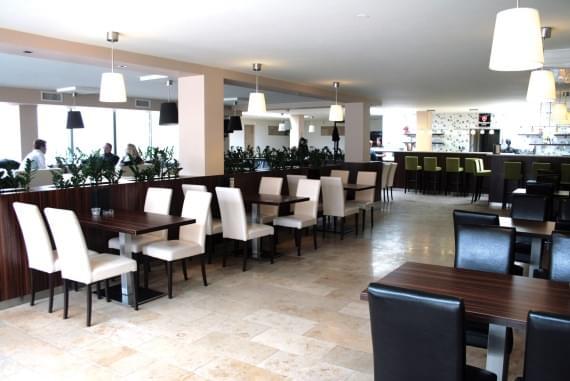 Central Park Café, Sopron