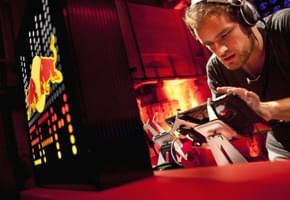 Red Bull BPM Player