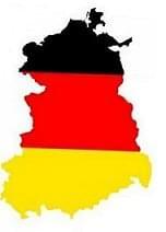 német-zászló-és-térkép
