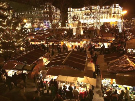 It is time for Christmas fairs