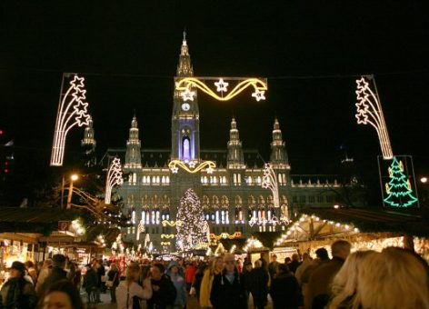 Rövidesen indulnak a bécsi karácsonyi vásárok