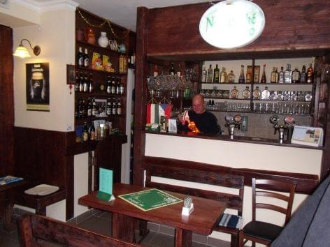 Bohémia beer bar