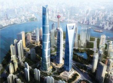 Magyar kereskedelmi központ nyílt Sanghajban