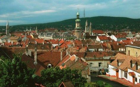 A soproni fejlesztések összértéke várhatóan meghaladja a 325 milliárd forintot