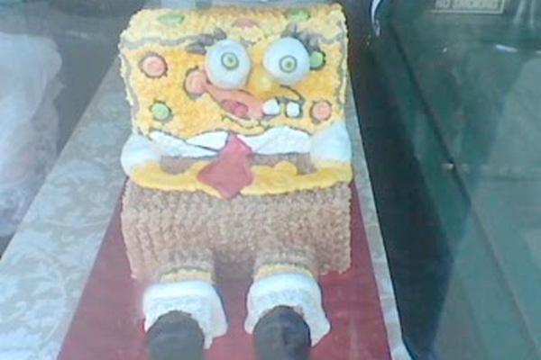 A legelfuseraltabb szuletesnapi tortak - A nap kepe 3