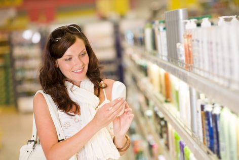Sales of household chemicals and cosmetics keep growing