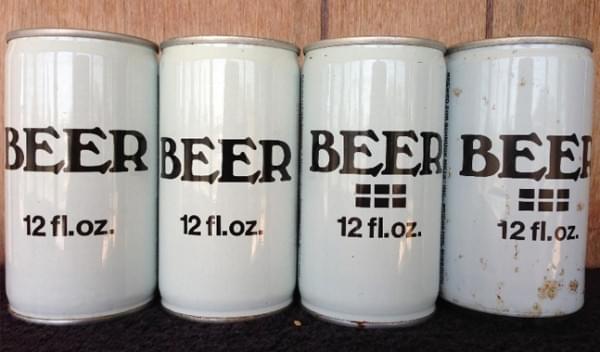 DuboisGeneri White Beer Can