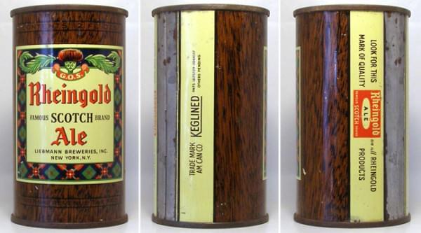 Rheingold Ale