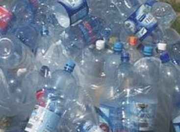 PET bottles equipped with beacons were launched on the Upper Tisza