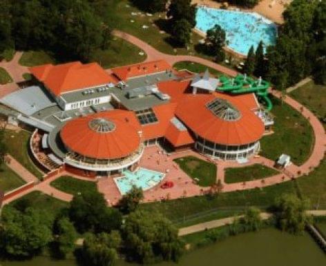 Több mint félmillió vendéget fogadott Nyíregyháza-Sóstógyógyfürdő tavaly