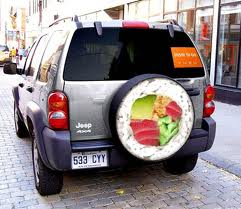 Ha eddig nem hitt a sushi kultuszaban. - A nap kepe 7
