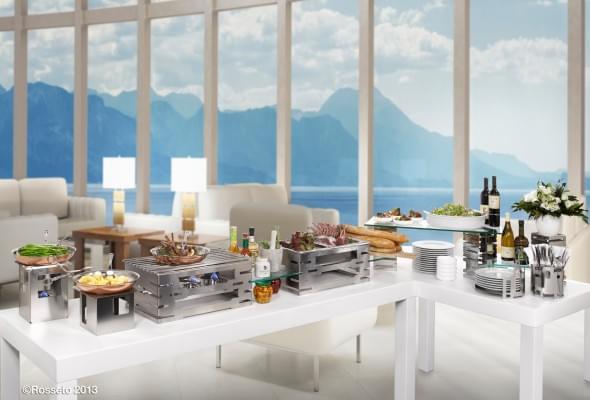 Modern catering eszkozok ipari mennyisegben - A nap kepe 3