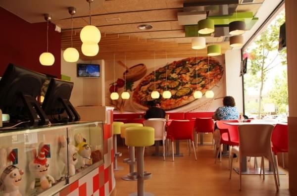 A frissessegre epit a magyar piacot celzo spanyol Telepizza etteremlanc 1