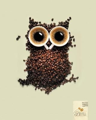 Kreativ kavehirdetesek - A nap kepe 3