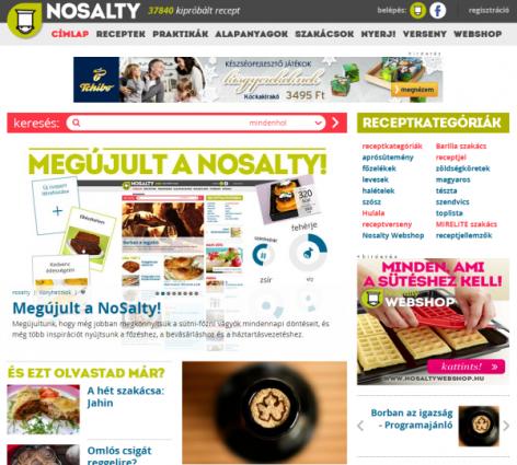 Nosalty-Eisberg: Le az unalmas salátákkal!