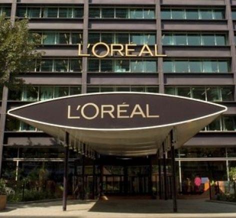 2020-ra minden L'Oreal termék megújuló alapanyagokból készülne