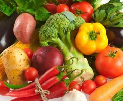 GfK: Többet költünk zöldségre és gyümölcsre