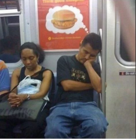Dreaming about a chicken sandwich – Picture of the day