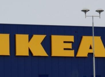 Bezár az amerikai IKEA
