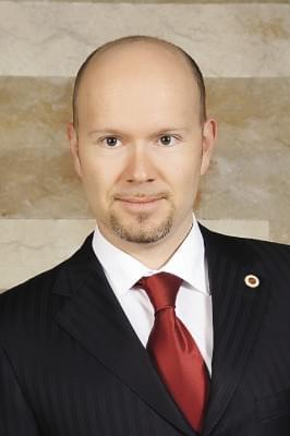 Gödrösy Balázs ügyvezető GFS Consulting