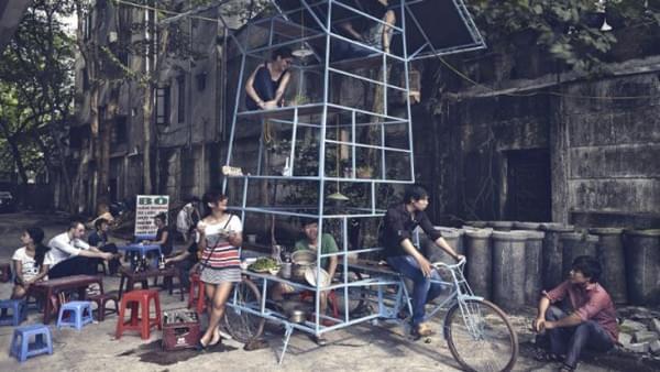 Pop-up etterem vietnami modra - A nap kepe 1