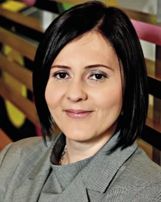 Horváth Ágnes ügyvezető igazgató McDonald's