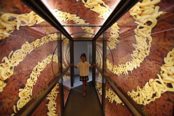 Instant tesztaleves-muzeum a Michelin csillagok orszagaban - A nap kepe 7