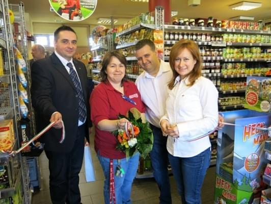 SPAR market Szt. Orban ter
