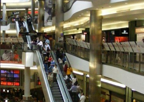 A bevásárlóközpontok többsége nyitva tart vasárnaponként