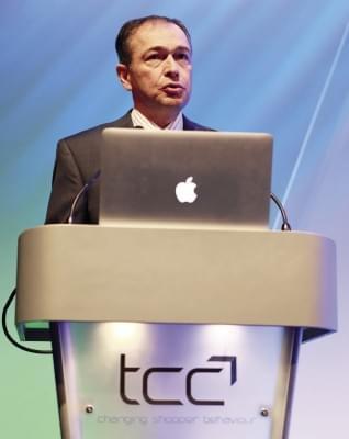 Michael Ioakimides, a TCC elnöke