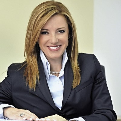 Katerina Manou regionális igazgató Regus