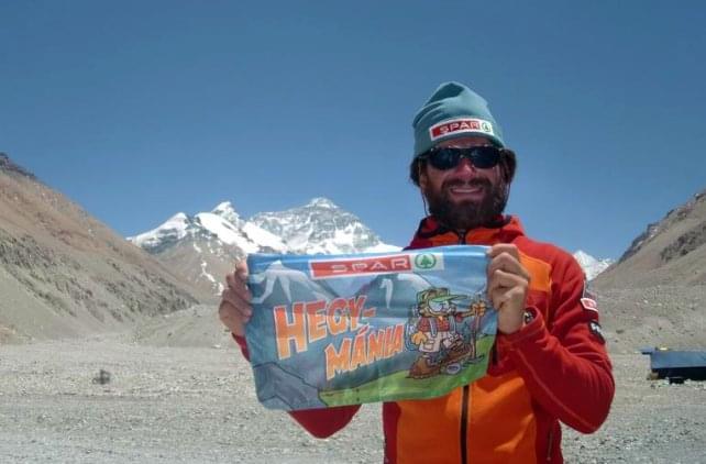 Hegymania es Everest