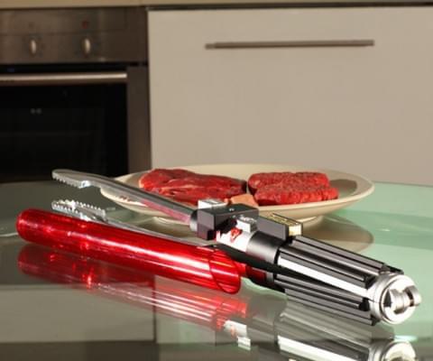 Jedi grillezes - A nap kepe 2