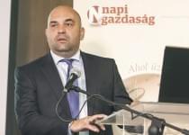 Márton Péter vezérigazgató MNV