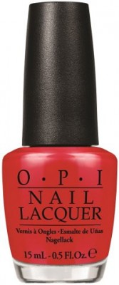 OPI CocaColaRed