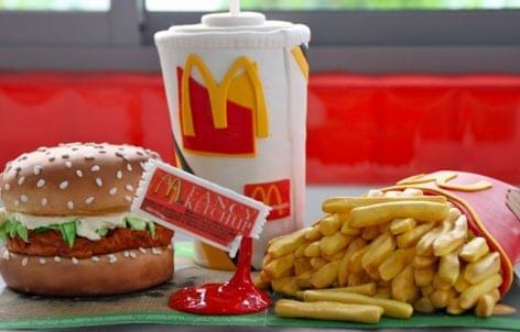Nem tesz jót az erős dollár a Mcdonald'snak