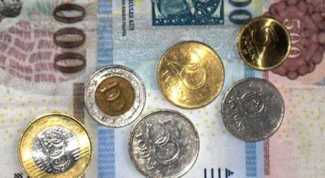 2015-ben összességében 0,1%-kal mérséklődtek az árak