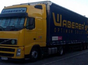 Csökkent a Waberer's árbevétele, de mérséklődött a vesztesége
