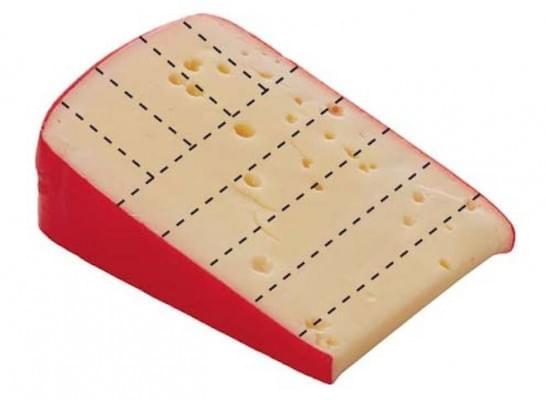 Hogyan vagd a sajtot - A nap kepe 1