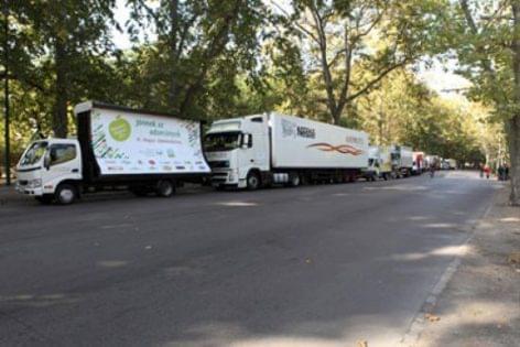 Több mint 11 000 tonna élelmiszert gyűjtött be tavaly a Magyar Élelmiszerbank Egyesület