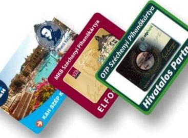 Több mint 4,3 milliárd forint idén lejáró egyenleg van még a SZÉP-kártyákon