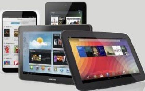 Nyolc százalékkal csökken az idén a táblagépek világpiaci forgalma