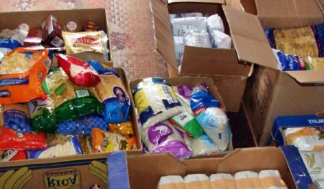 Száznyolcvan tonna élelmiszert gyűjtött rászorulóknak a Karitász