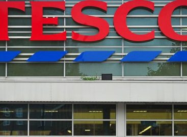 Kétmilliárd forintos beruházással újított fel áruházakat a Tesco