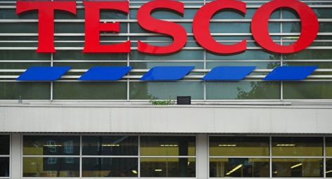Tesco is preparing to operate without cash registers