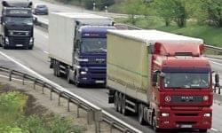 Logisztikai szervezetek: sürgős intézkedésekre van szükség az árufuvarozás biztosítása érdekében