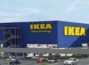 Az IKEA magyarországi forgalma 8,5 százalékkal nőtt a tavalyi pénzügyi évben