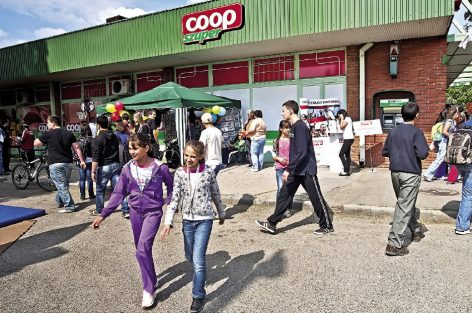 Coop Economic Group's revenues rose last year