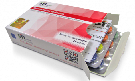 The STI Group has developed the perfect medicine box